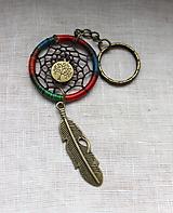 Kľúčenky - kľúčenka lapač snov