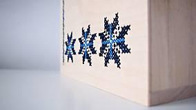Dekorácie - Prestieranie modré - 10264658_