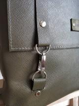 Batohy - Kožený batoh Lara (žltý) - nedostupný - 10263203_