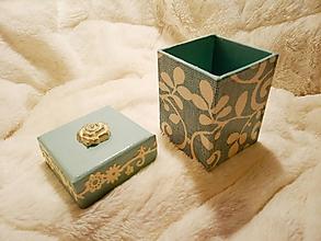 Krabičky - Darčeková krabička - 10264475_
