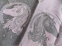 Textil - Luluna Unicorn Stone Heather - 10263119_