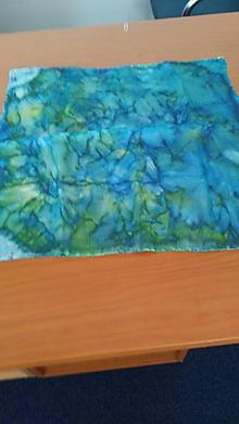 Úžitkový textil - výpredaj obliečky na vankúšiky zo 100%-ného hodvábu (Pestrofarebná) - 10262847_