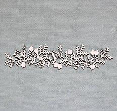 Polotovary - Výrez z lepenky - girlanda - 10263093_