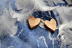 Náušnice - Náušnice - Srdce z Kaukazu - 10263985_
