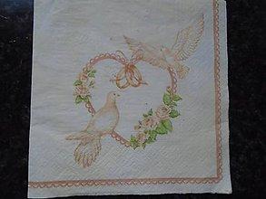 Papier - svadobná - 10263186_