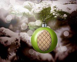 Grafika - Vianočná guľa (grafický obrázok) - 10263372_