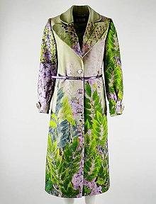 Kabáty - Exkluzívny kabát zľava 50% - 10265095_