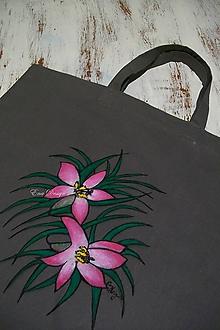 Nákupné tašky - Dažďové ľalie - Rainy lilies - nákupná taška - 10267322_