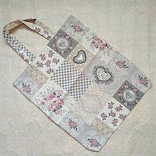 Nákupné tašky - Nákupná taška - 10267491_
