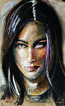 Obrazy - portrety - 10267149_