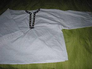 Košele - Pánska košeľa - 10267971_