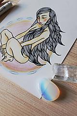 Kresby - Esencia vzduchu - 10267496_