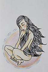 Kresby - Esencia vzduchu - 10267498_