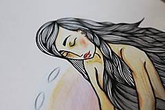 Kresby - Esencia vzduchu - 10267500_