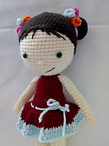 Hračky - Bábika Molly - 10267119_