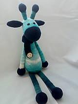 Hračky - Žirafa Bony - 10267176_