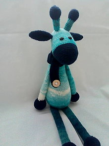 Hračky - Žirafa Bony - 10267172_
