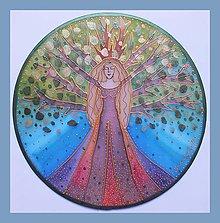 Obrazy - Mandala pre Amálku - 10268808_
