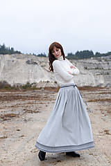 Sukne - sukňa Alessandra - 10268717_