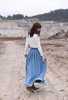 Sukne - sukňa Jeanie 2 - 10268580_