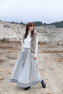 Sukne - sukňa Alessandra - 10268718_