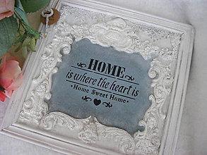 Obrázky - Obraz - Home Sweet Home II. - 10268413_
