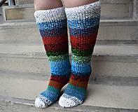 Obuv - colorful socks 2019 (v.39 - 40 ) - 10268394_