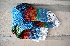 Obuv - colorful socks 2019 (v.39 - 40 ) - 10268399_