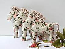 Úžitkový textil - Koník - 10268971_