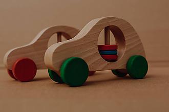 Hračky - Hrkálka autičko - 10271119_