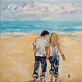 Obrazy - Summer love - 10269899_