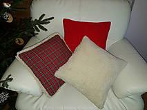 Úžitkový textil - Set 3 vankúšov - 10270370_