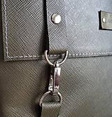 Batohy - Kožený batoh Ruby (bordový) - 10271244_