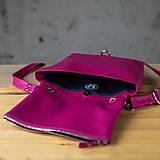 Kabelky - Kabelka DINKY bag - ružová - 10270933_