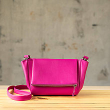 Kabelky - CUTE bag - ružová - 10270795_