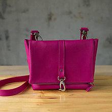 Kabelky - Kabelka DINKY bag - ružová - 10270931_