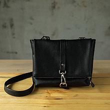 Kabelky - DINKY bag - čierna - 10270952_