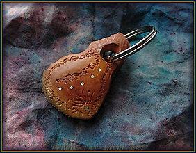 Kľúčenky - 43. Dřevěná KLÍČENKA  - VRBA - 10271307_