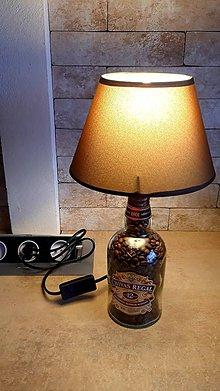 Svietidlá a sviečky - Chivas Regal lampa - 10269985_