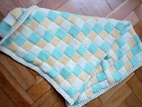 Textil - Slniečkova detská deka - 10270052_