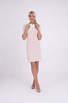 Šaty - Dámske šaty s 3/4 rukávmi - 10269821_