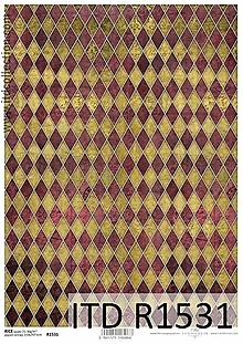 Papier - ryžový papier ITD 1531 - 10272759_