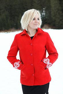 Kabáty - Kabát Detva - 10276140_