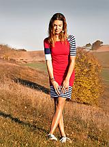 Šaty - Šaty Red Sails - 10275732_