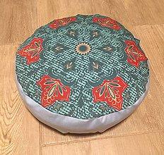 Úžitkový textil - Pohánkový podsedák - 10277352_