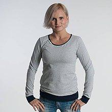 Tričká - Tričko Ela - Jsem bojovnice - 10277130_
