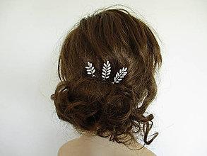Ozdoby do vlasov - Sada vlásenek - 10276217_