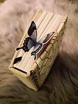 Papiernictvo - Záložky do zápisníka alebo knihy - 10276828_