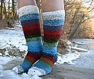 Obuv - colorful socks 2019 (v.39 - 40 ) - 10274777_