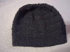 Detské čiapky - Chlapčenská čiapka aík - 10279938_